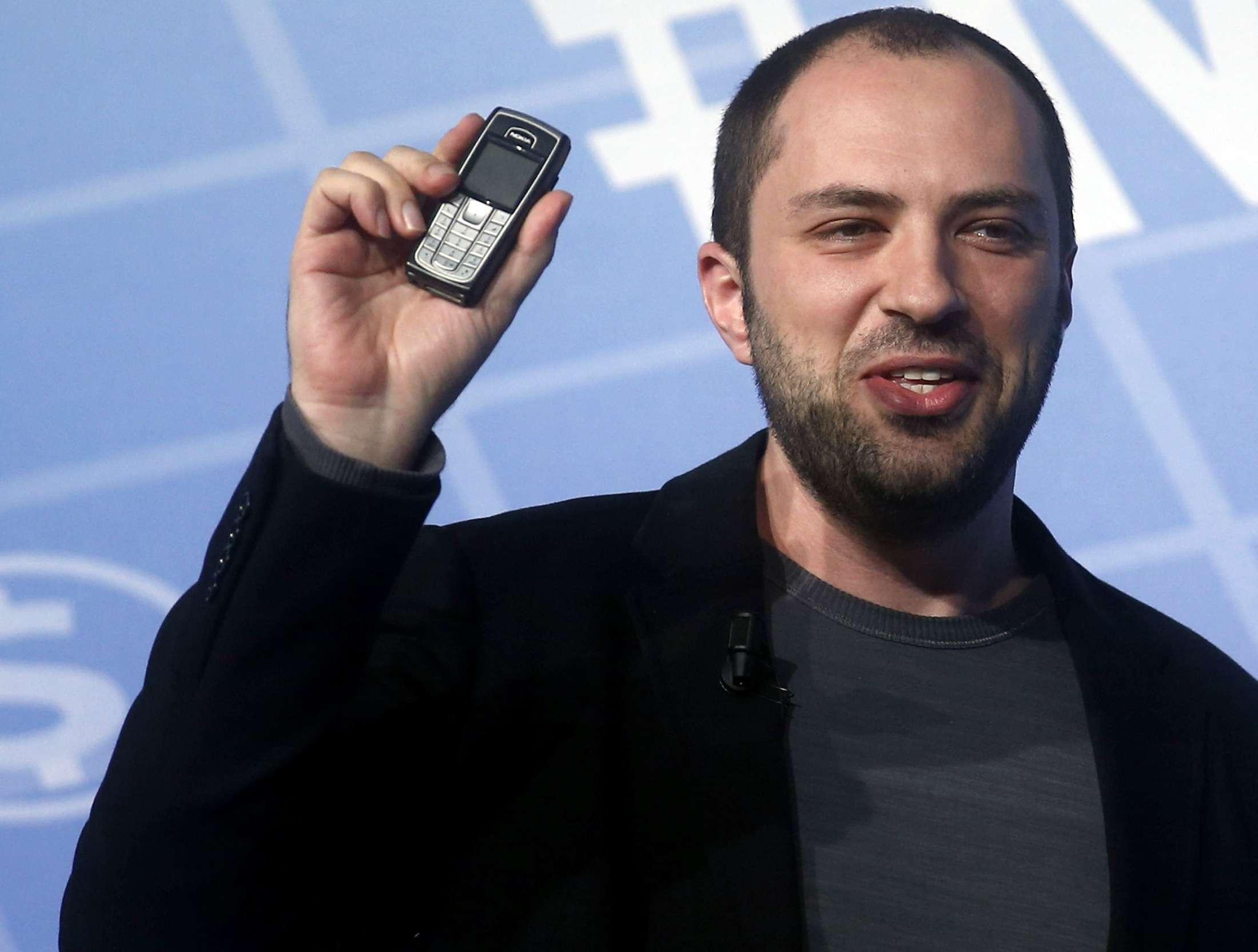 Em palestra, o fundador do WhatsApp Jan Koum anunciou que o aplicativo permitirá chamadas de voz no segundo semestre deste ano Foto: Reuters