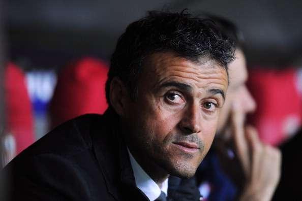 Luis Enrique encabeza la lista de candidatos al banquillo del Barça Foto: Getty Images