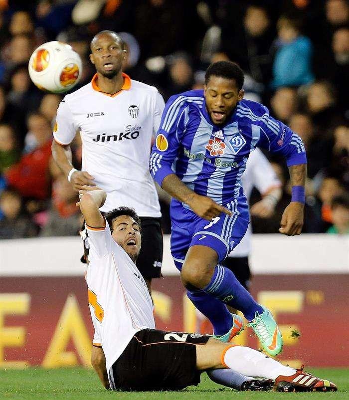 Valencia - Dinamo de Kiev Foto: EFE en español