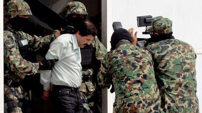 """EU relaciona a """"El Chapo"""" con célula colombiana Foto: Reuters"""