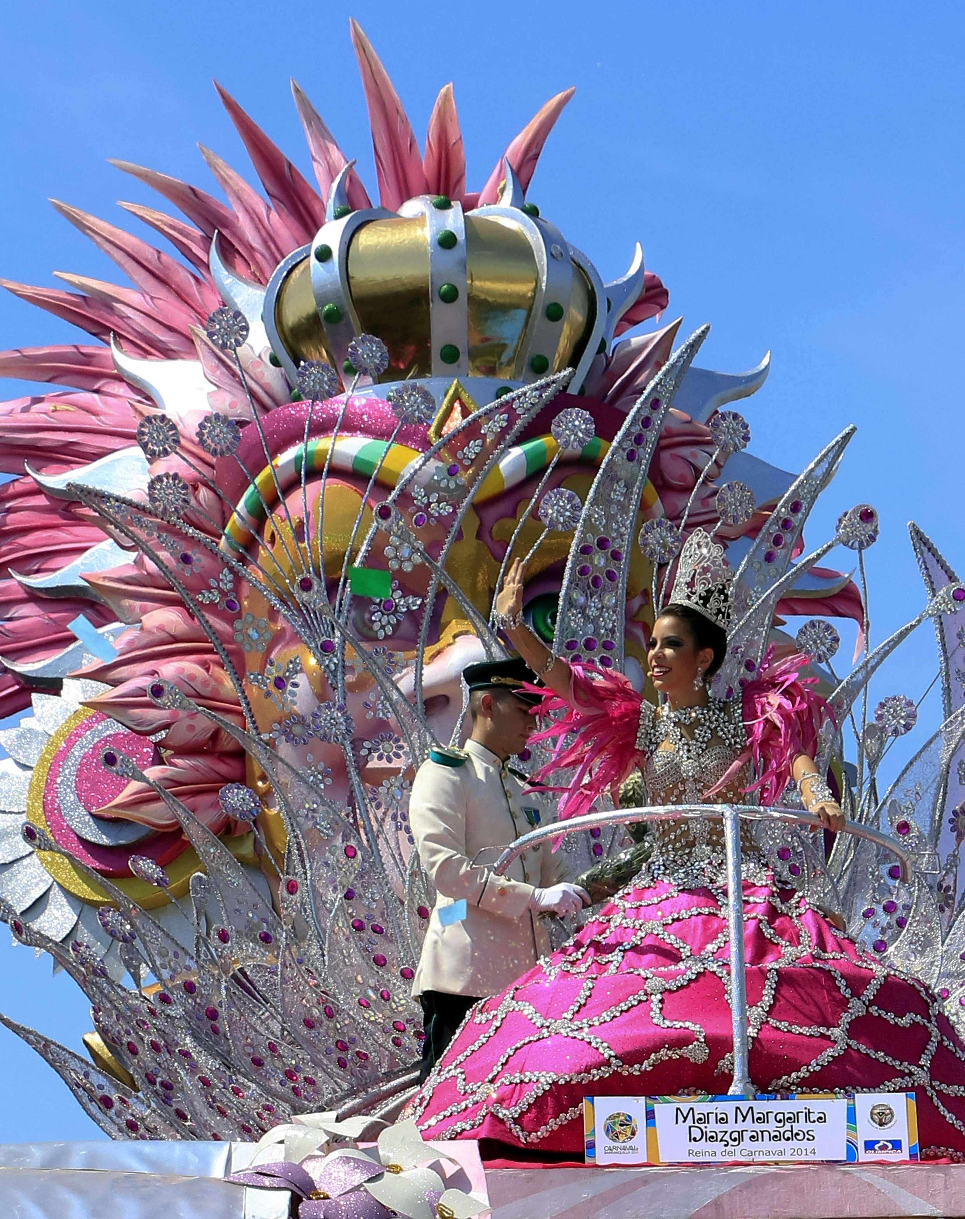 Barranquilla celebra 10 años de patrimonio de su Carnaval
