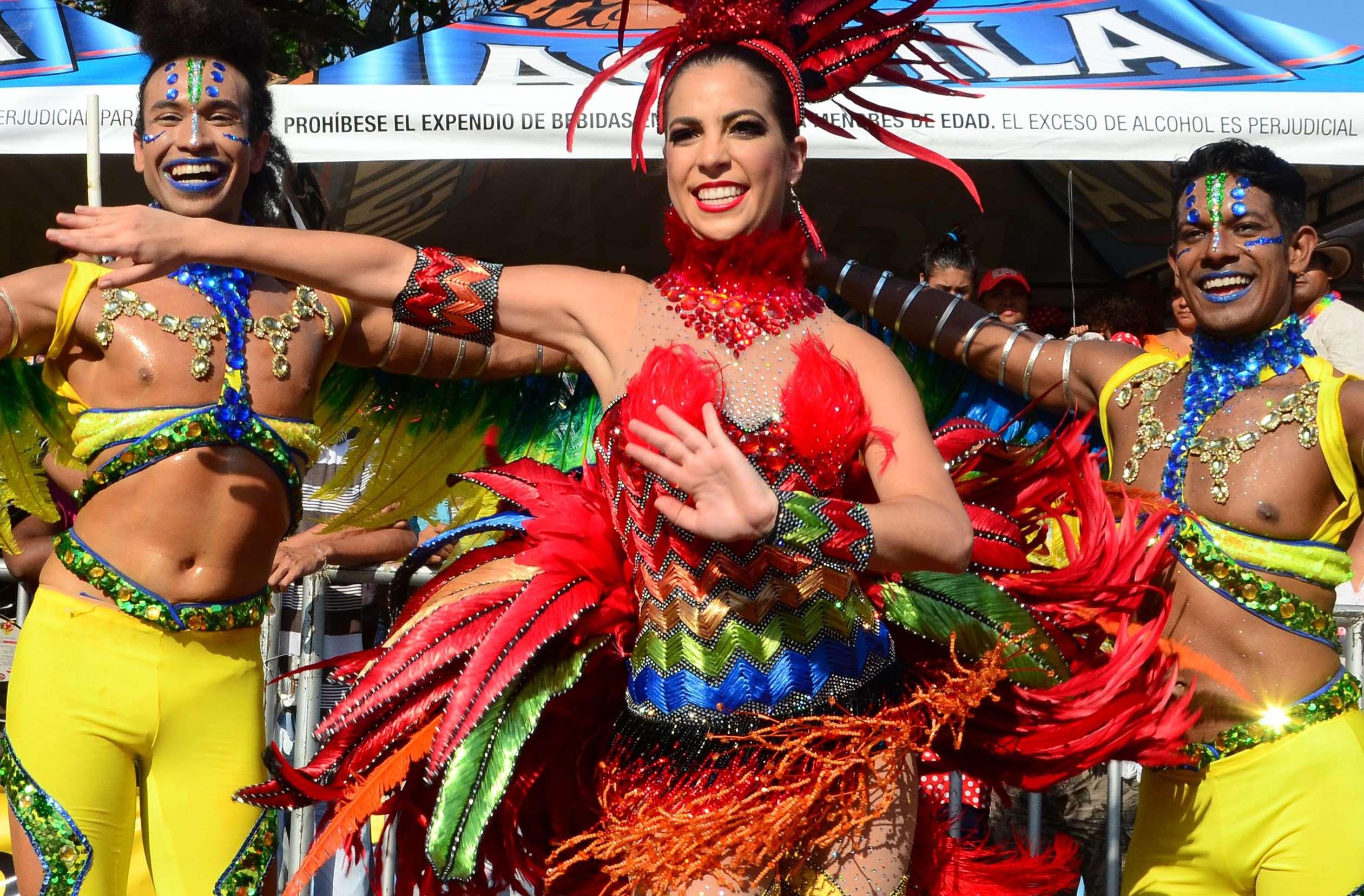 La tradición desfiló en el Carnaval de Barranquilla