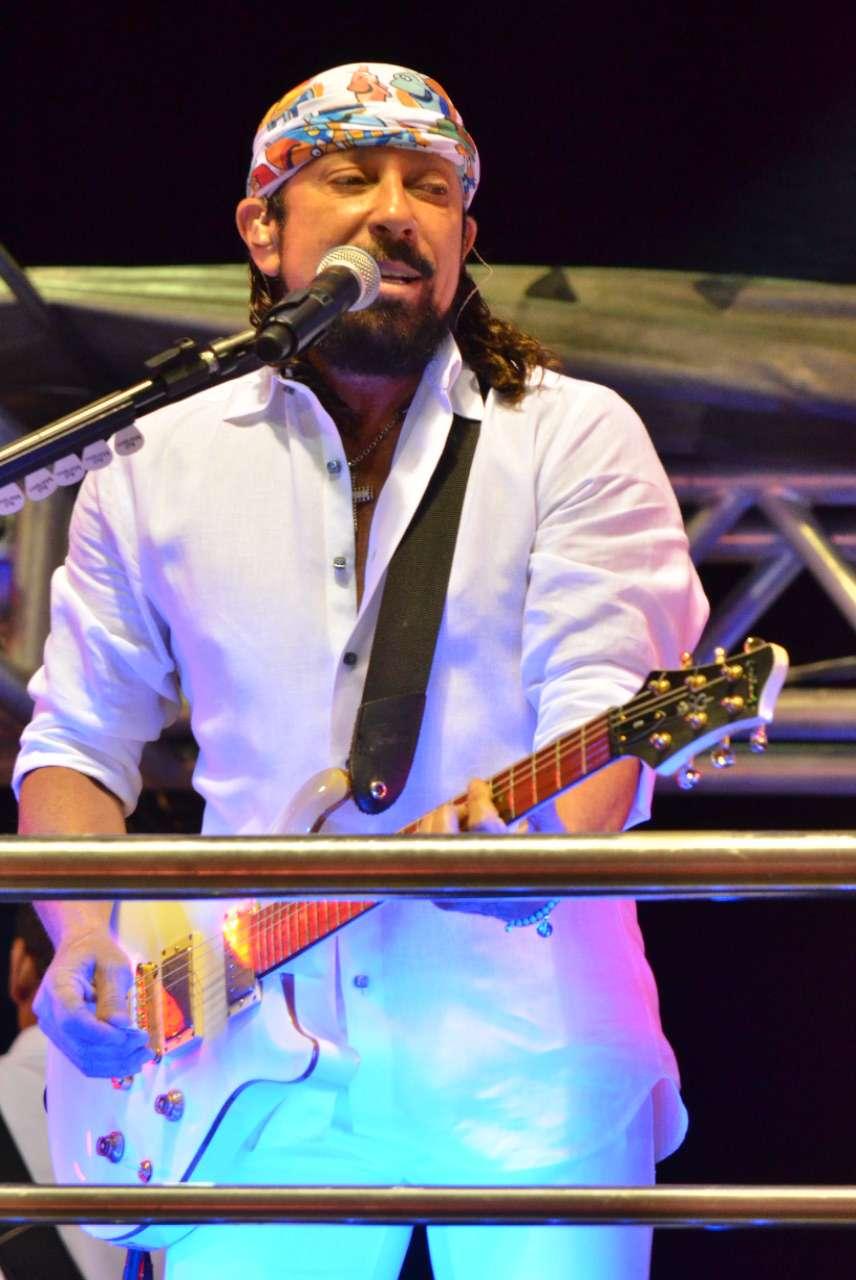 Bell Marques estreia carreira solo em Salvador Foto: Sandro Honorato/Ag.FPontes/Divulgação