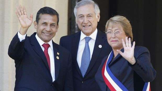La Haya: Michelle Bachelet se compromete a implementar fallo