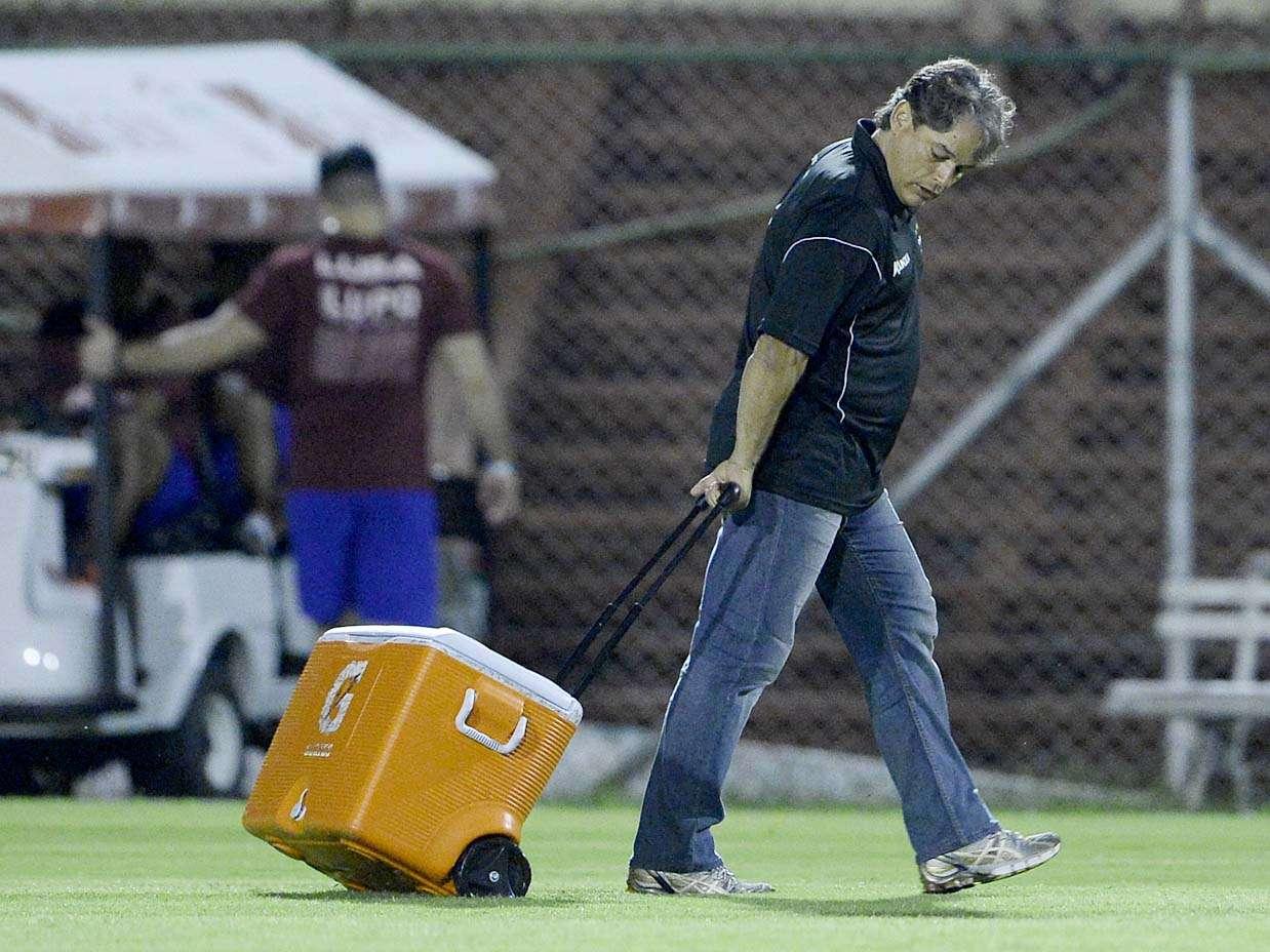 Marcelo Veiga é o técnico do Bragantino Foto: Ricardo Matsukawa/Terra