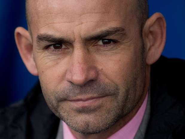 Paco Jémez, entrenador del Rayo Vallecano Foto: Getty Images