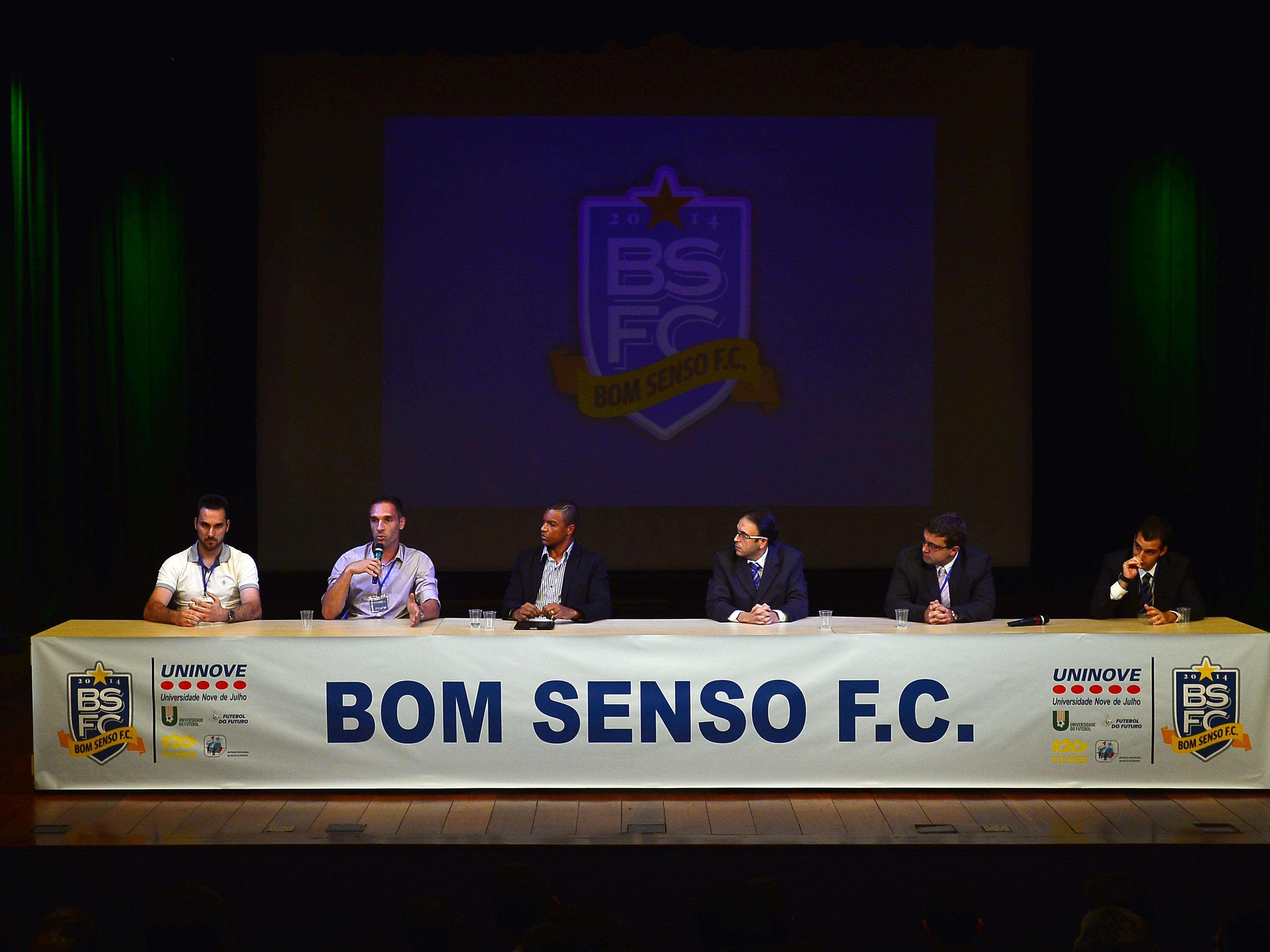 Bom Senso realizou reunião em São Paulo para discutir movimento Foto: Alan Morici/Terra