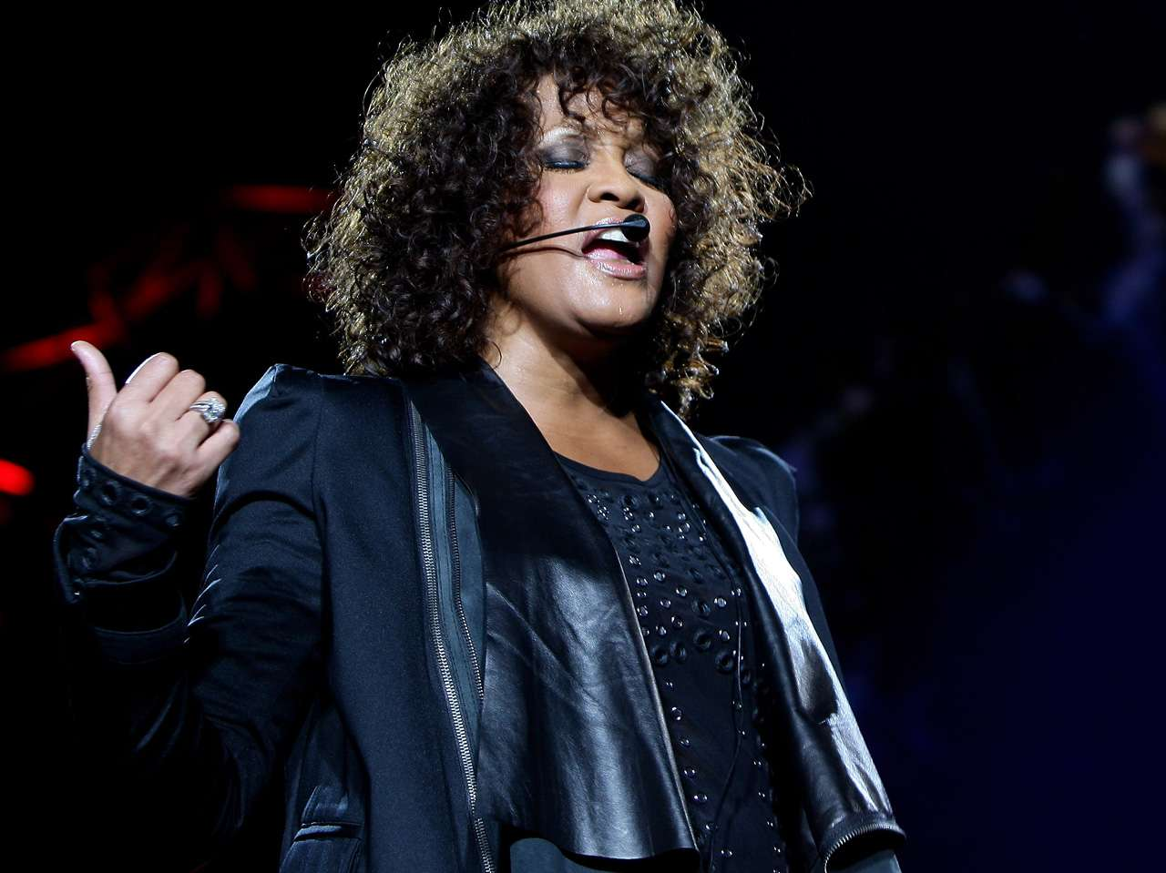 músicos en bancarrota whitney houston Foto: Getty Images