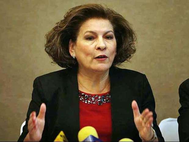Isabel Miranda de Wallace, presidenta de la organización Alto al Secuestro. Foto: Archivo/Reforma