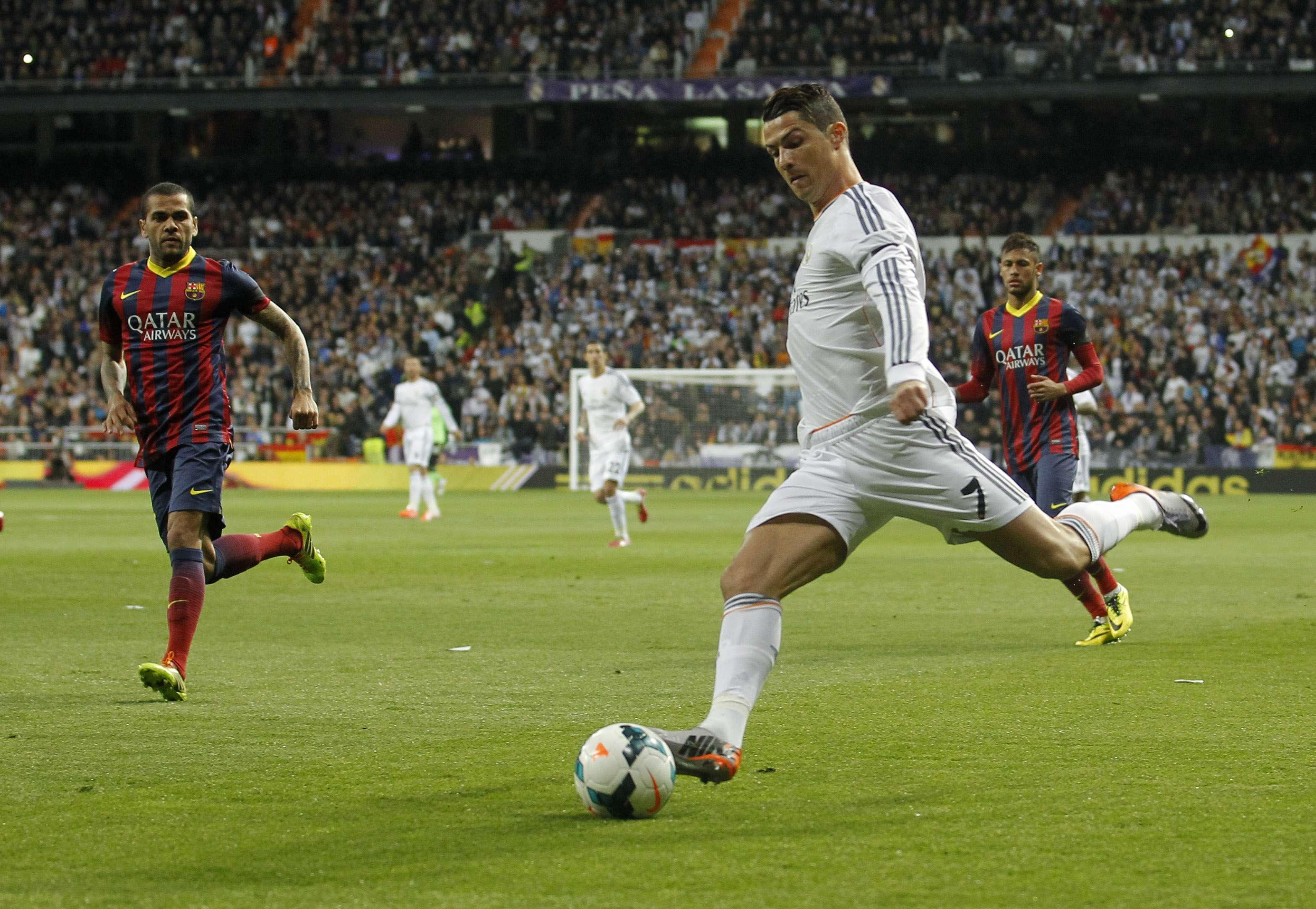 Barcelona x Real Madrid: Terra acompanha final na Espanha