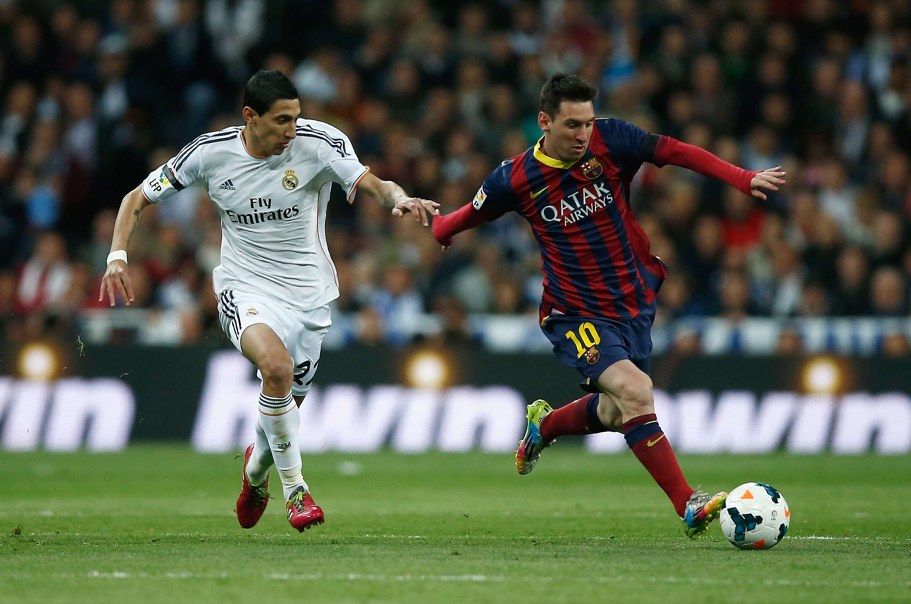 Barça vs Real Madrid: en vivo por final de Copa del Rey 2014