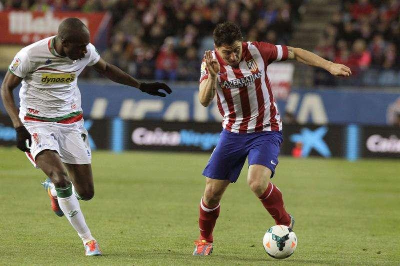 Las mejores imágenes del Atlético - Granada Foto: EFE en español