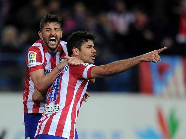 Las mejores imágenes del Atlético - Granada Foto: Getty Images