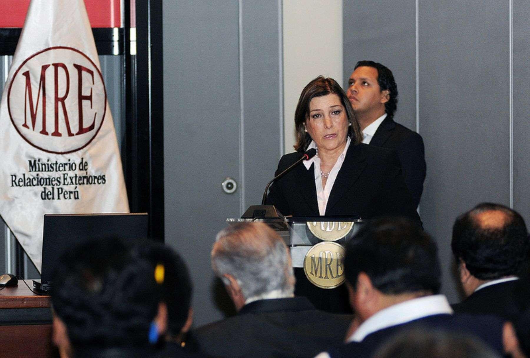Perú y Chile fijaron coordenadas de nueva frontera marítima