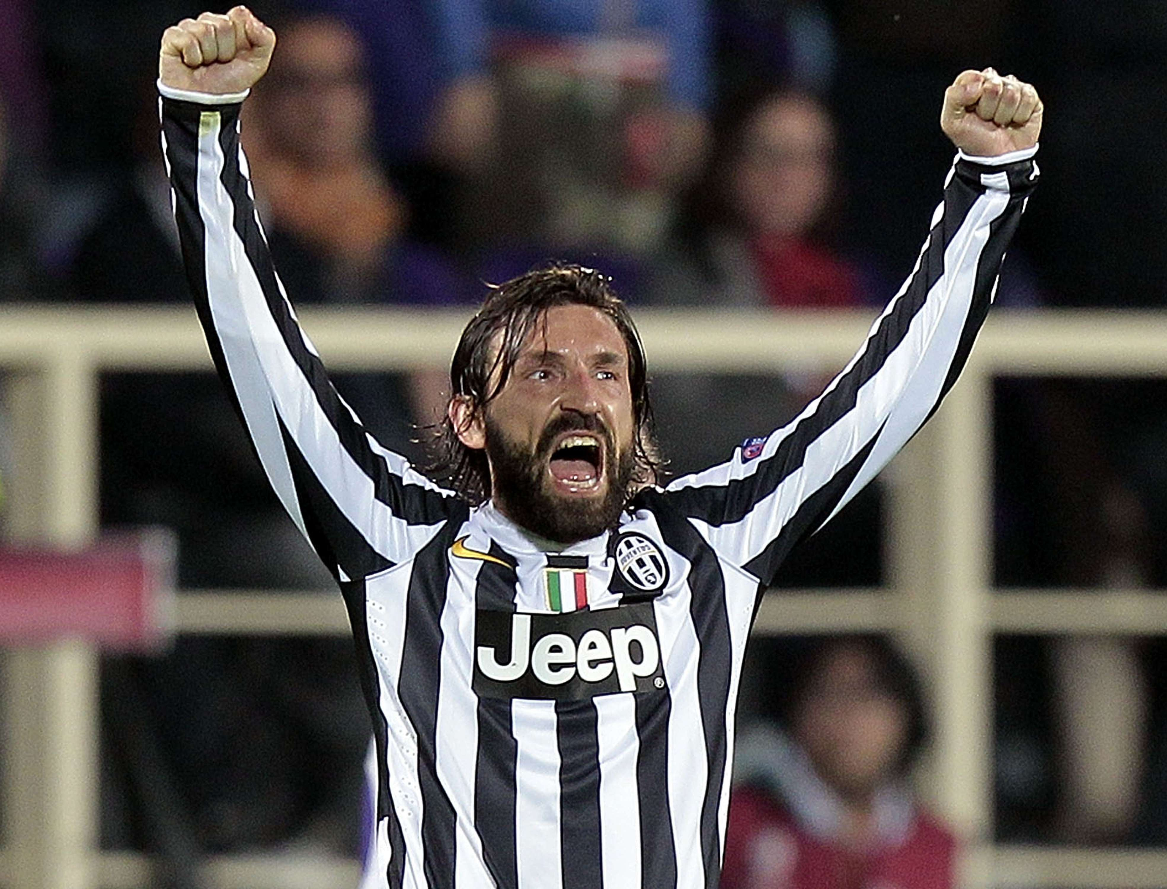 The 10 best beards in soccer