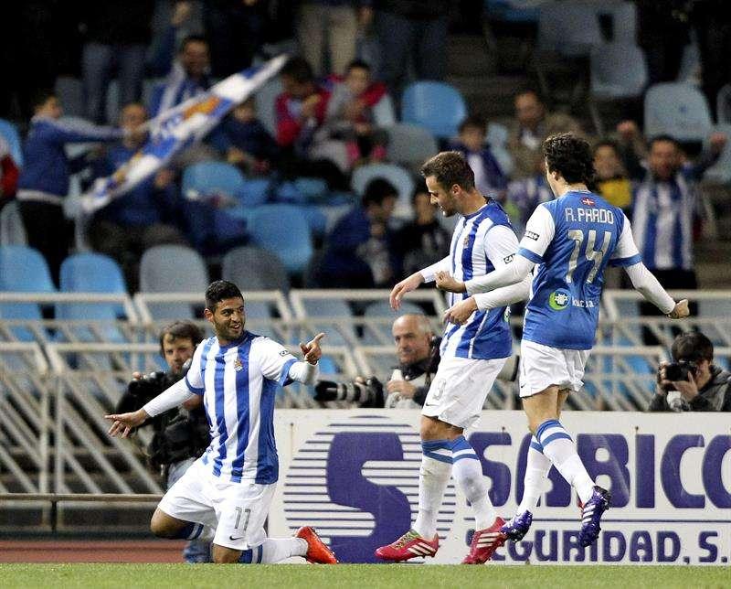 La Real no renuncia a nada y hunde al Valladolid (1-0)