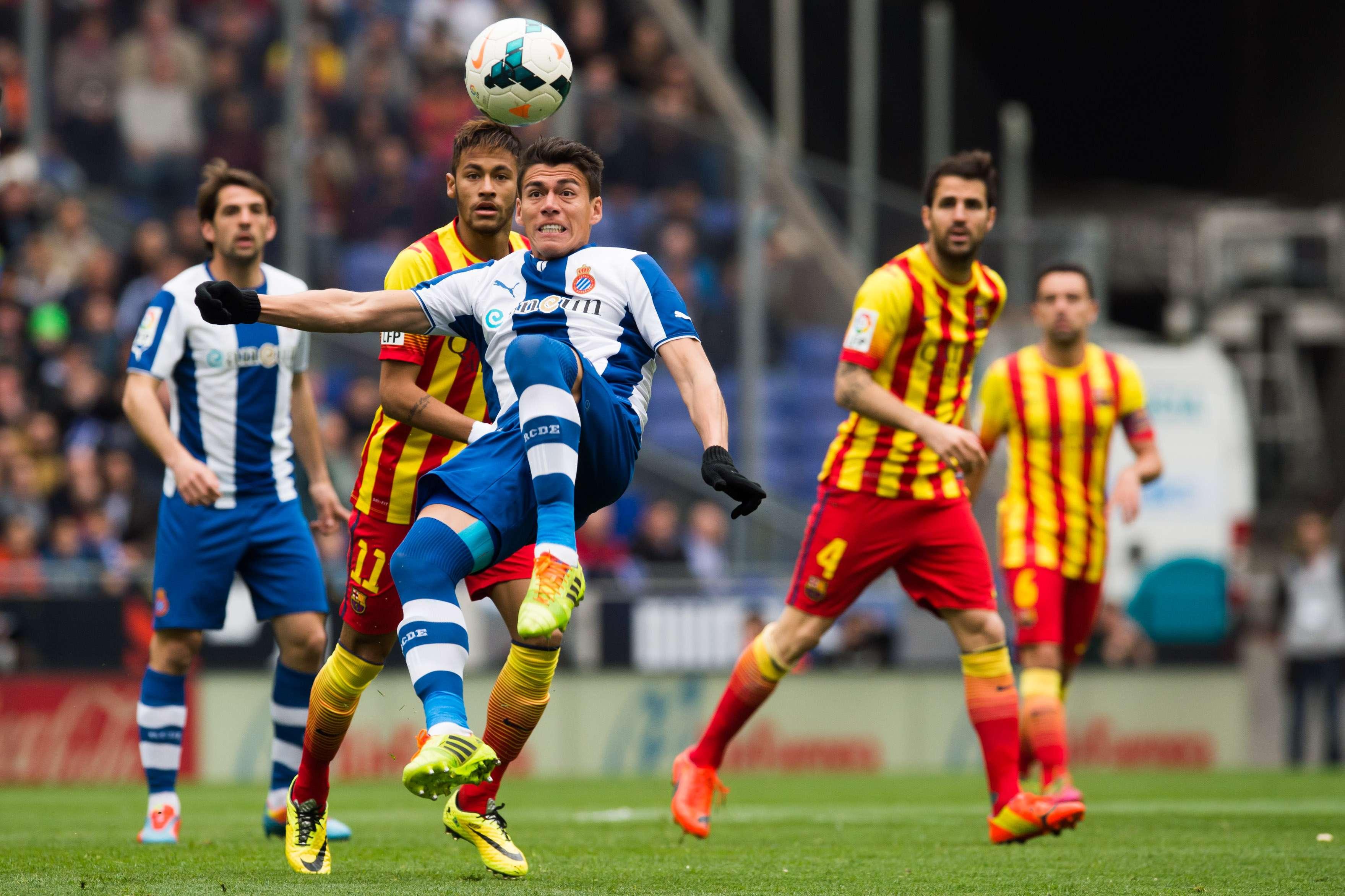 Espanyol - Barcelona Foto: Getty Images