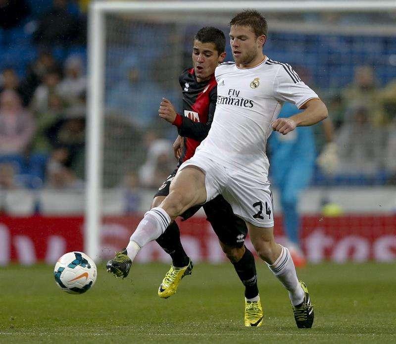 Real Madrid - Rayo Foto: EFE en español