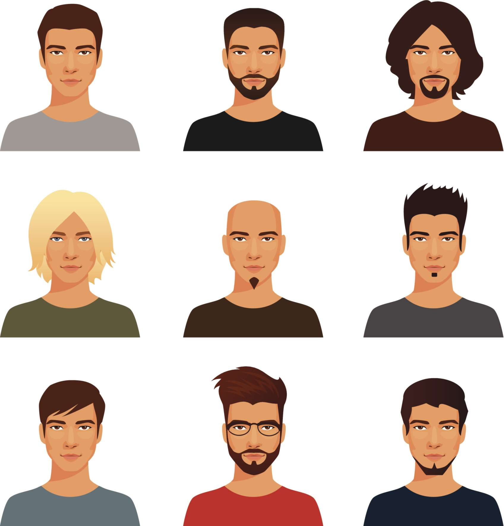 Formato do rosto mostra inteligência masculina, diz estudo