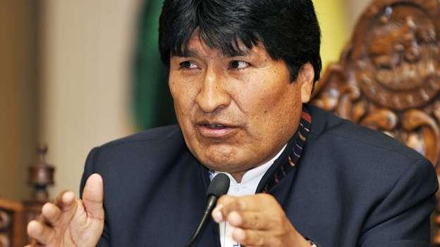 Bolivia tiene lista demanda marítima ante Chile en Corte...