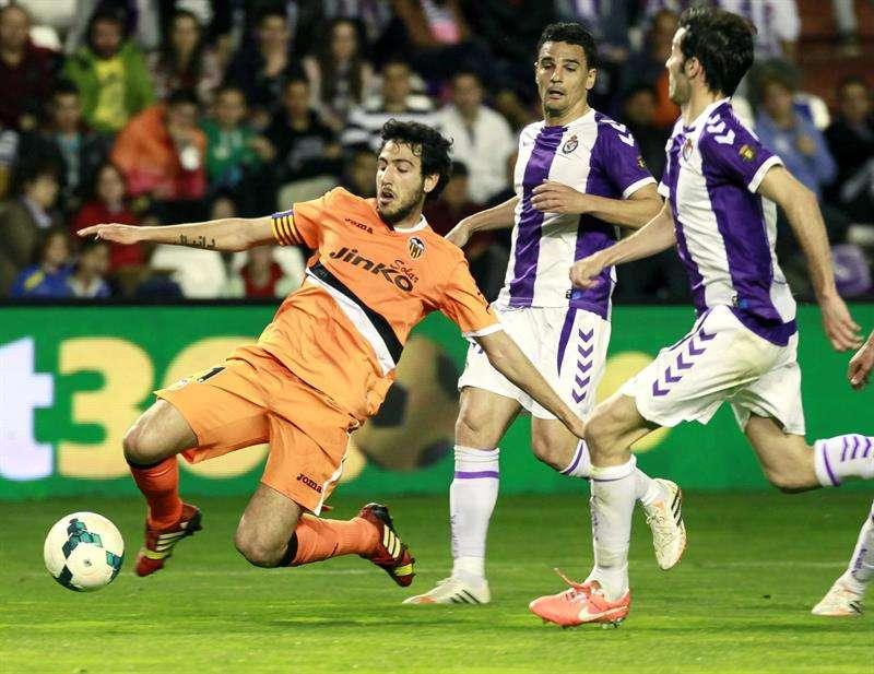 El Valladolid y el Valencia defraudan en Zorrilla (0-0)