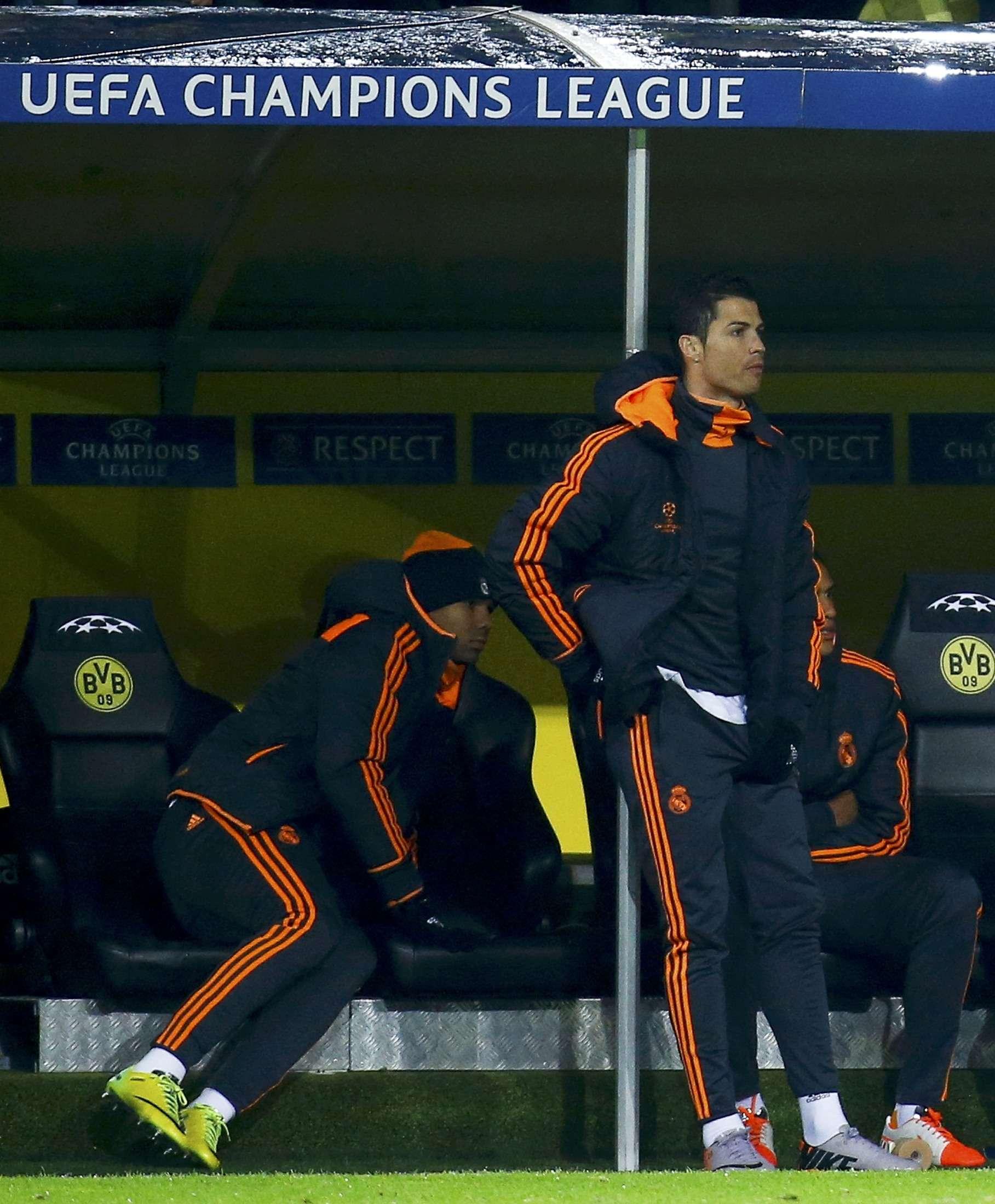 Jornal: Cristiano Ronaldo está fora da final contra Barça