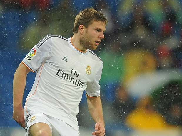 Asier Illarramendi, jugador del Real Madrid Foto: Getty Images
