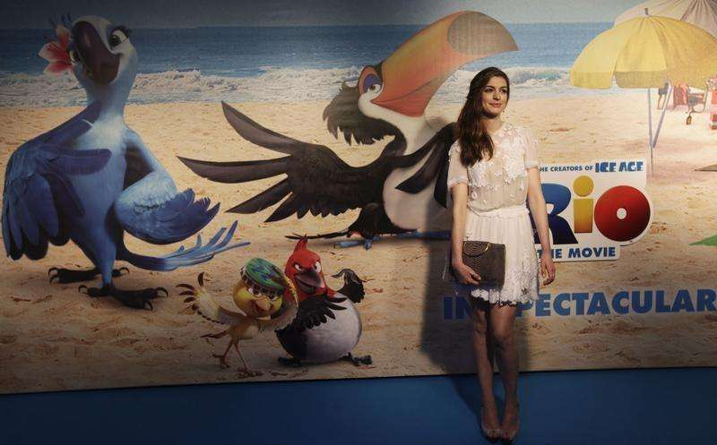 En route to Amazon, 'Rio 2' explores Brazil's musical diversity