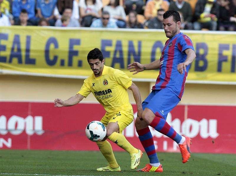 Las mejores imágenes del Villarreal - Levante