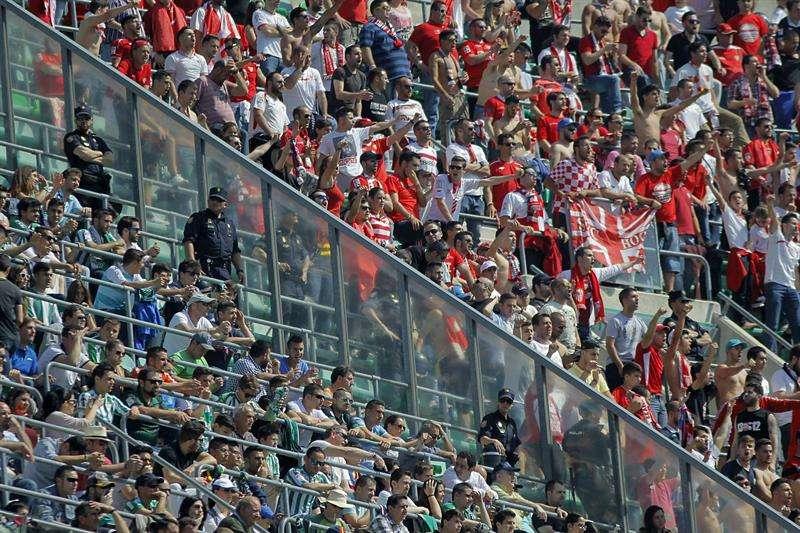Las mejores imágenes del derbi sevillano: Betis - Sevilla