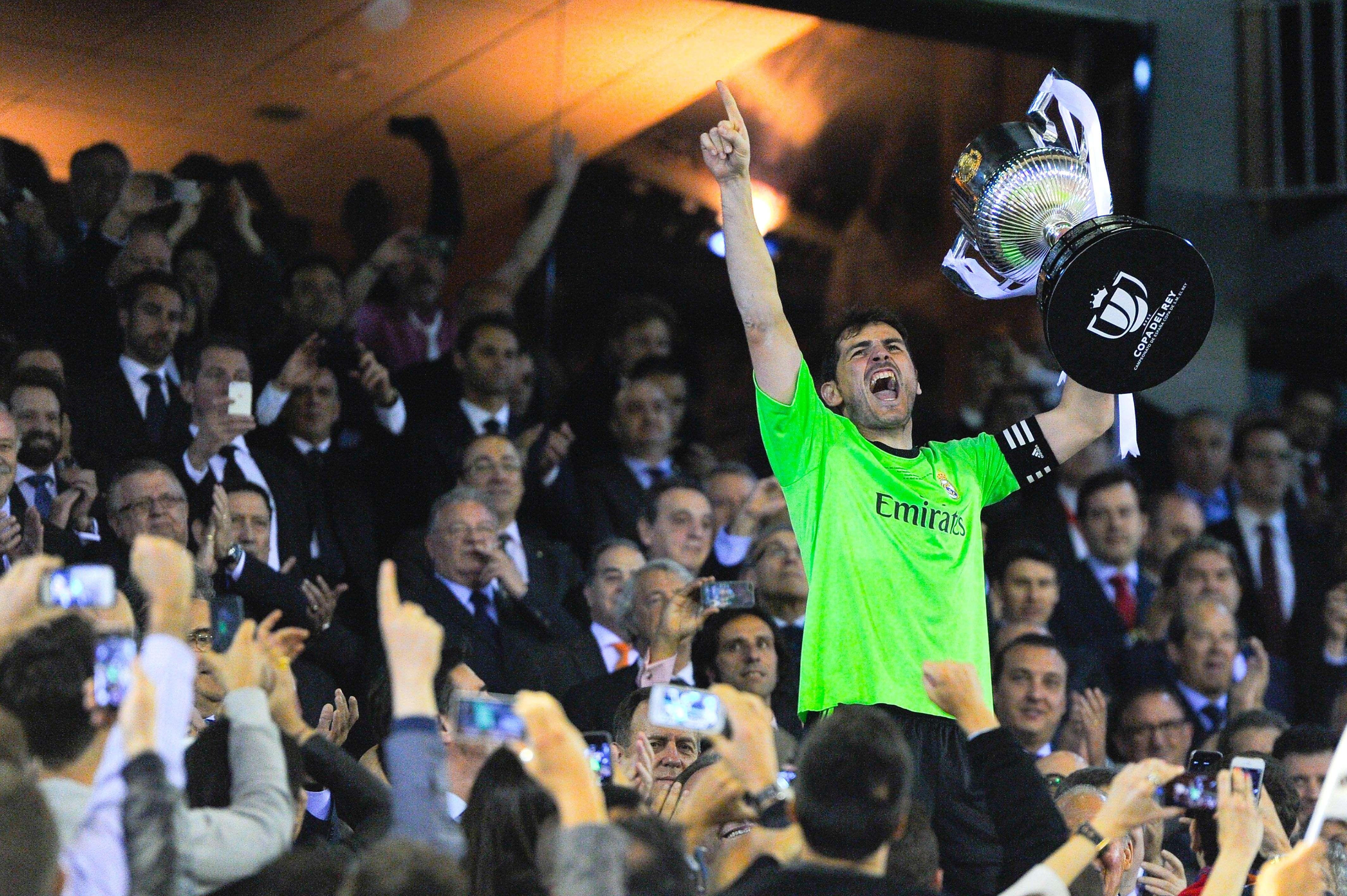 Real Madrid logra su 19° título de Copa del Rey