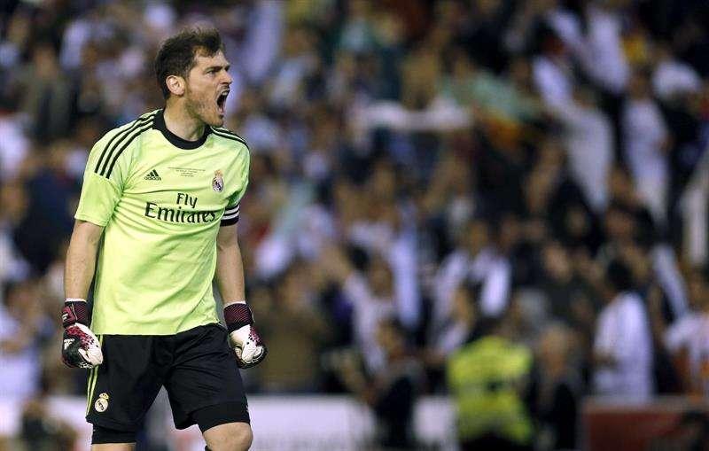 """Casillas: """"Quiero acordarme de Jesé, que también lo merece"""""""