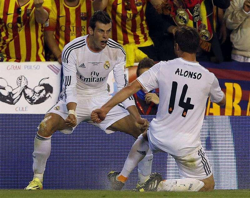 """Xabi Alonso: """"No he visto nada igual al gol de Gareth Bale"""""""