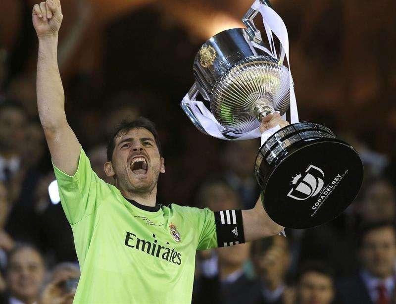 Así celebró el Real Madrid la conquista de la Copa del Rey