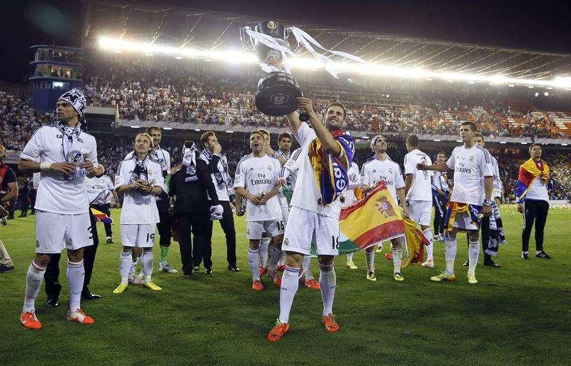 Real Madrid doblega al Barcelona y se lleva la Copa del Rey