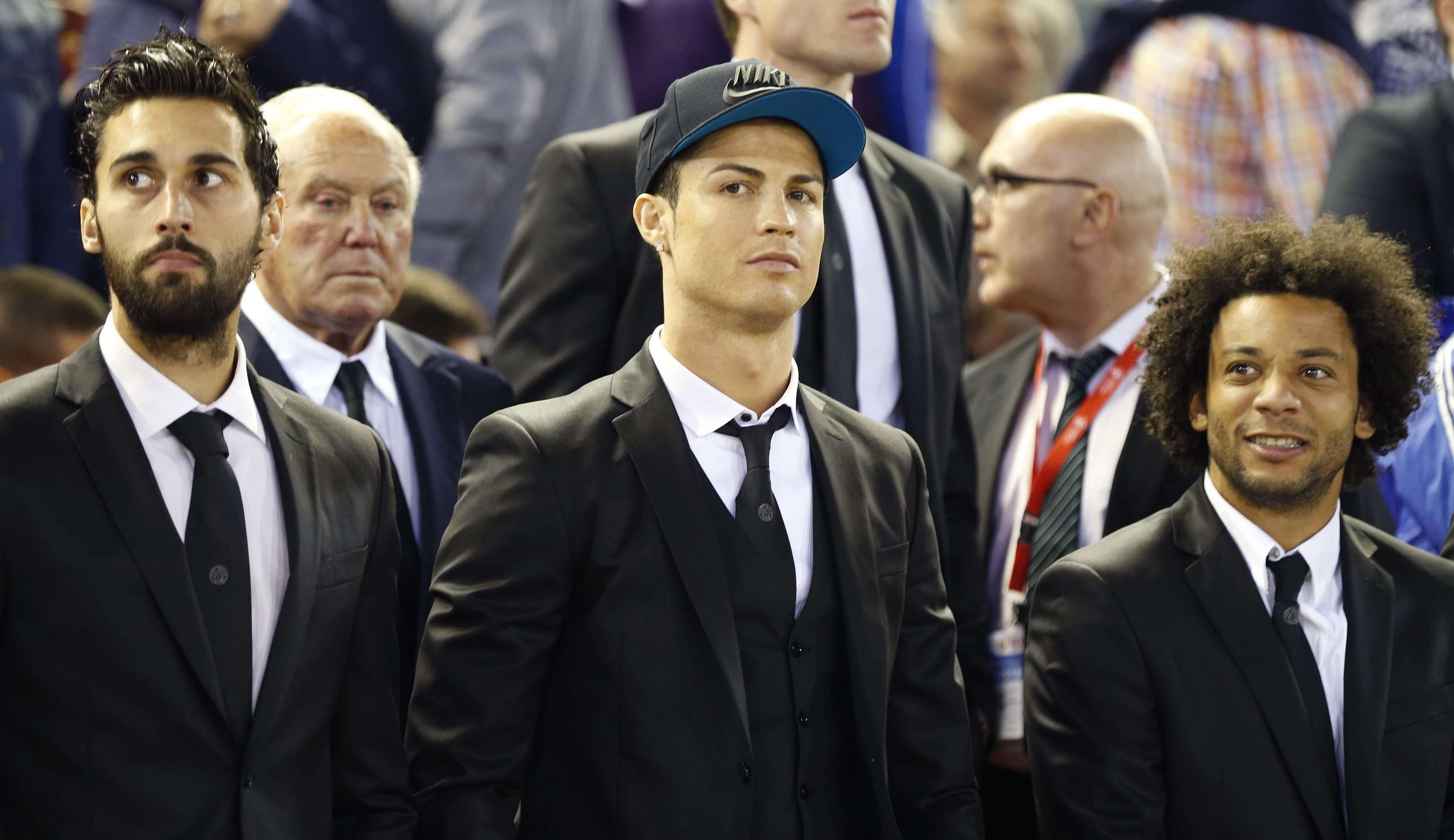 """Fora da final, C. Ronaldo festeja título: """"fomos melhores"""""""