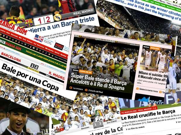 La prensa nacional e internacional se rinde ante Bale