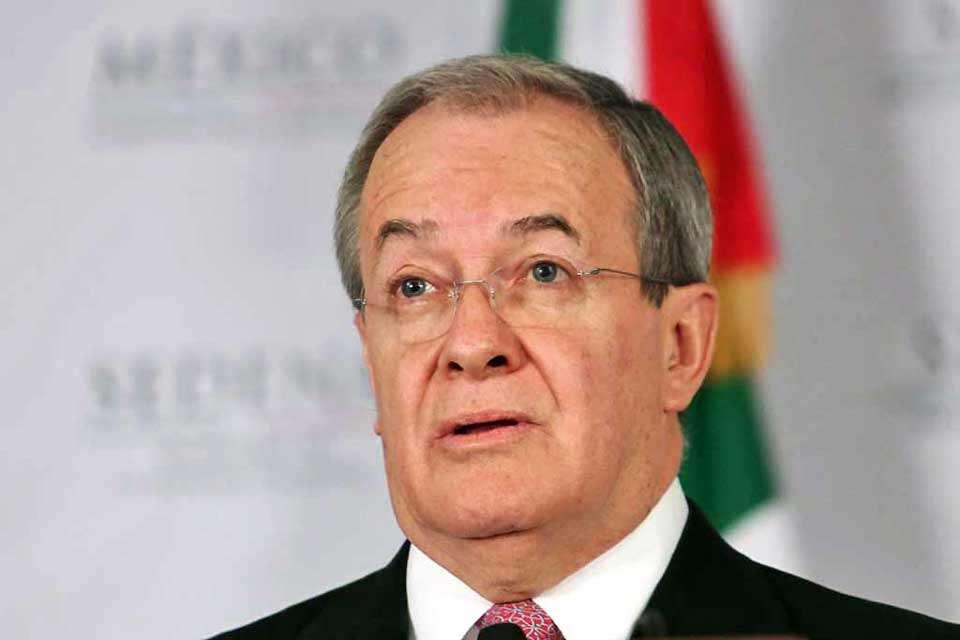 Monte Alejandro Rubido, Comisionado Nacional de Seguridad. Foto: Reforma