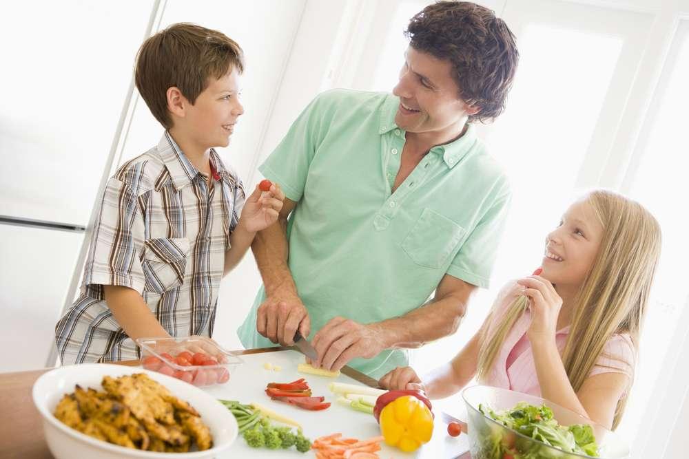 Preparar, você mesmo, o almoço de Dia das Mães pode ser um presente para lá de especial Foto: Shutterstock