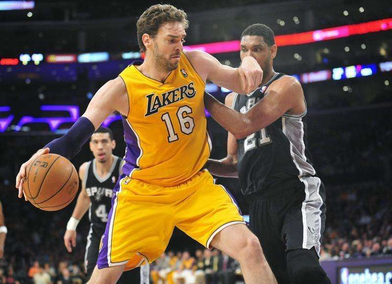 'Renaissance man' Gasol happy to control his own destiny