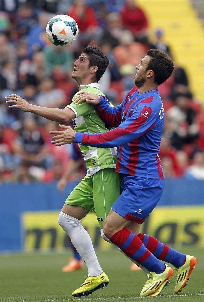 Levante y Getafe se aburren a ellos mismos (0-0)