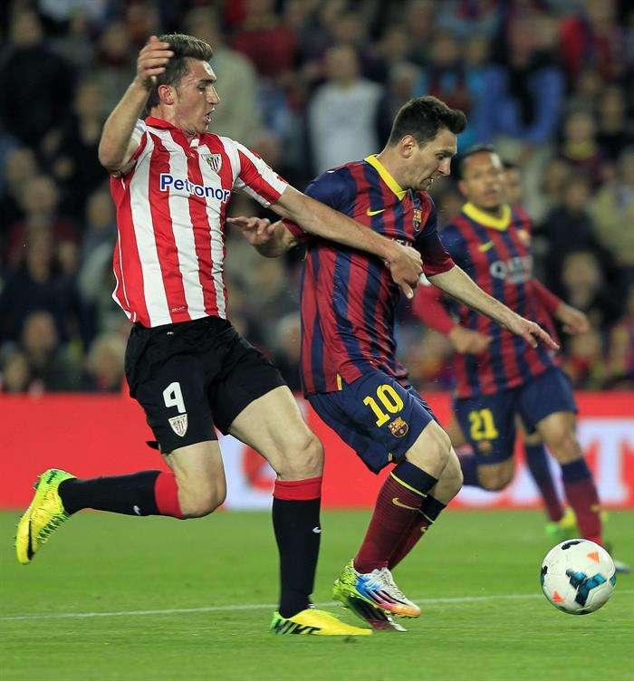 FC Barcelona - Athletic Club Foto: EFE en español