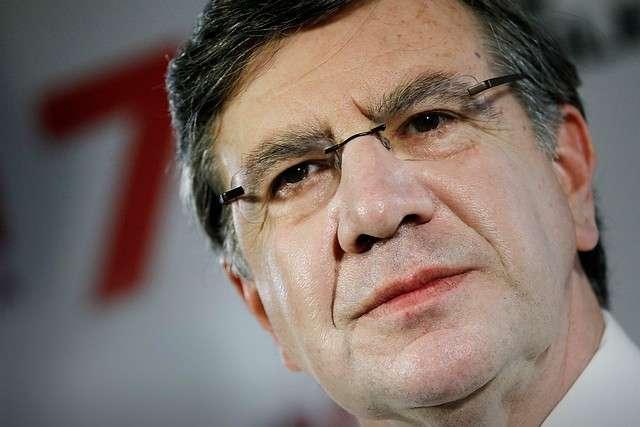 Ex ministro de Educación, Joaquín Lavín Foto: UPI