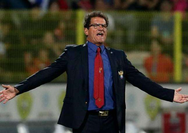 Fabio Capello to retire after the 2018 World Cup (photos)