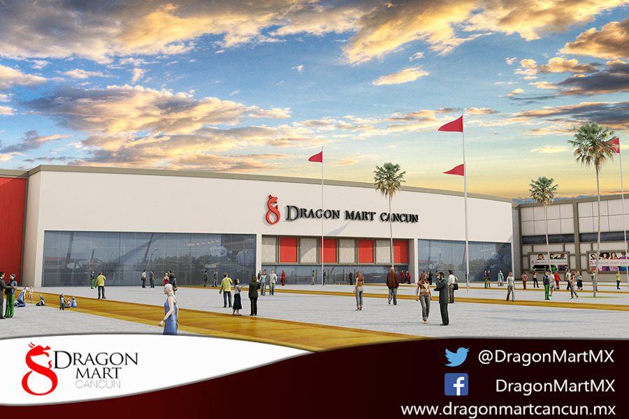 Foto: Facebook Dragon Mart Cancún