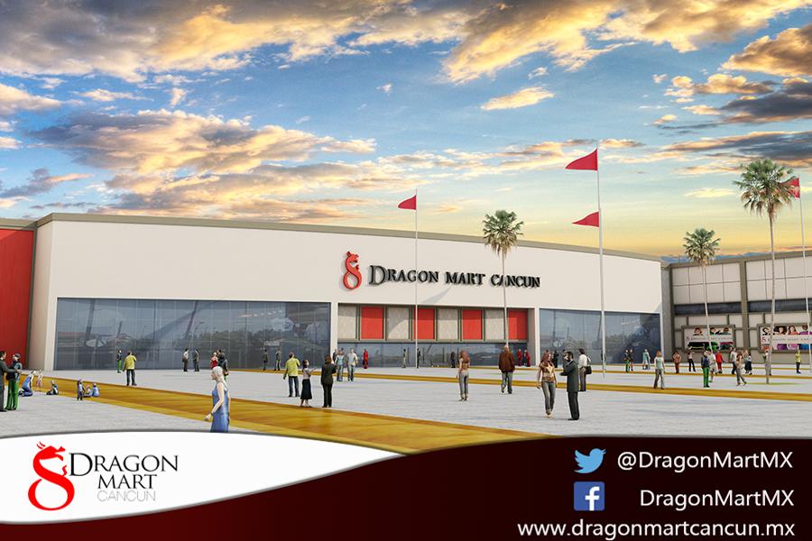 Foto: Facebook Dragon Mart Cancún