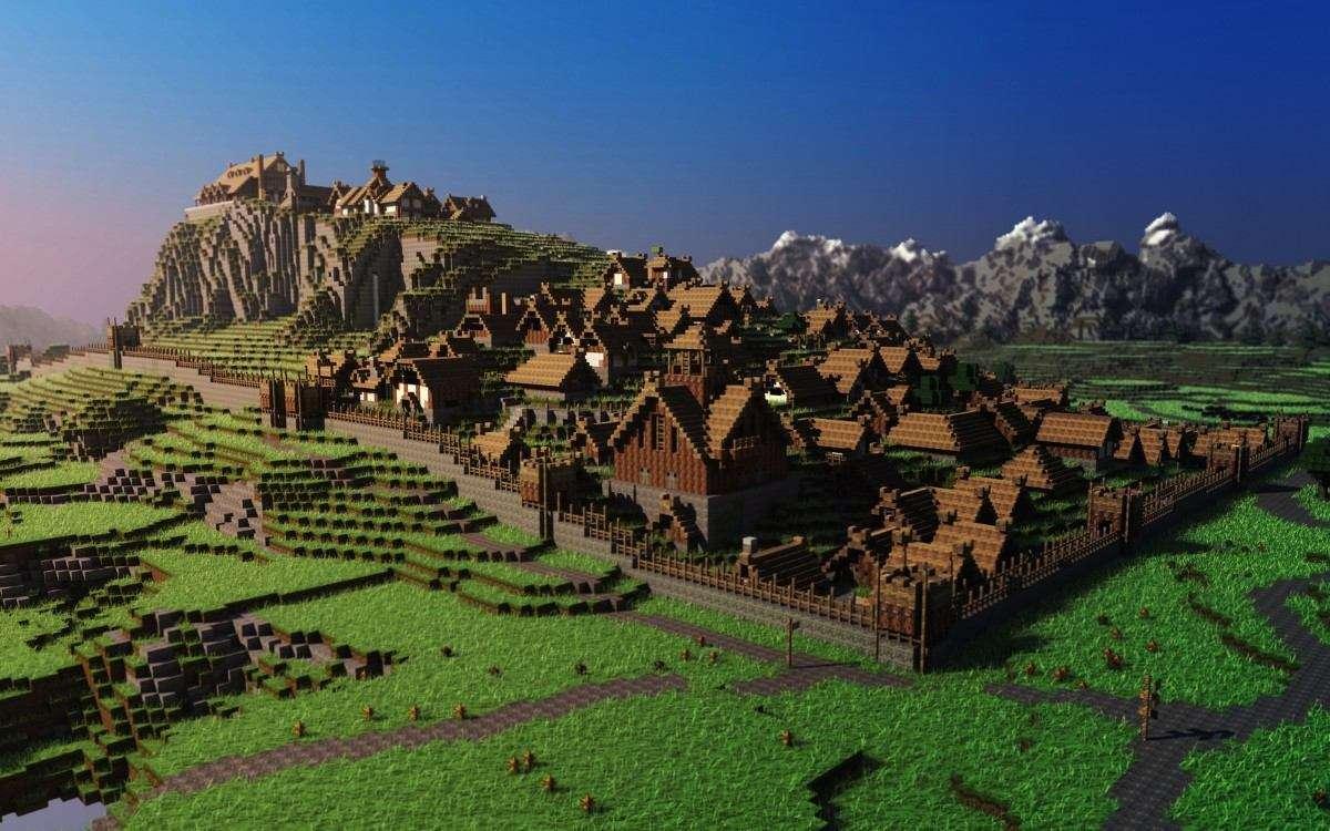 'Minecraft', el LEGO infinito del videojuego