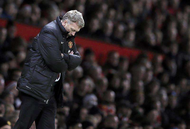 Moyes pays price for self-inflicted blunders