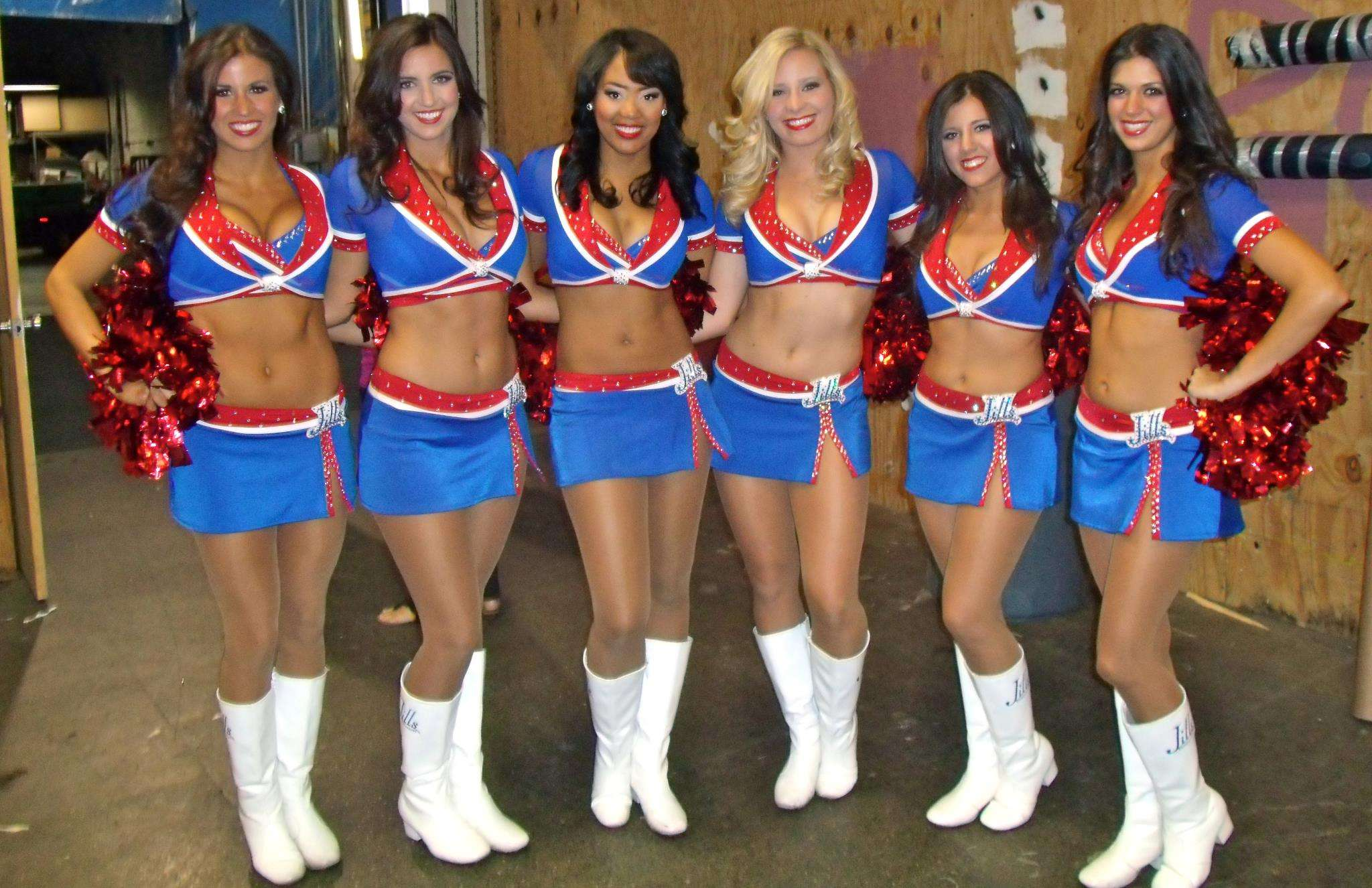 "Cheerleaders ""The Jills""/Facebook"