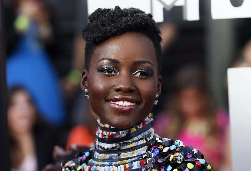 Oscar winner Lupita Nyong'o named People's most ...